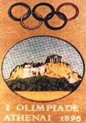 Juegos olímpicos Atenas 1896