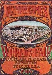 Juegos Olímpicos Saint Louis 1904