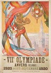 Juegos Olímpicos Amberes 1920