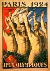 Juegos Olímpicos Paris 1924