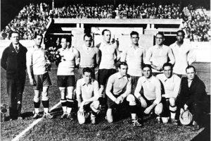 Uruguay previo a Amsterdam 1928